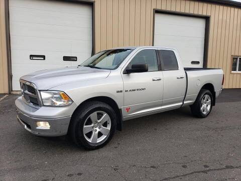 2012 RAM Ram Pickup 1500 for sale at Massirio Enterprises in Middletown CT