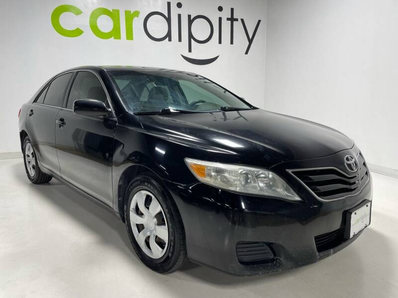 2011 Toyota Camry for sale at Cardipity in Dallas TX
