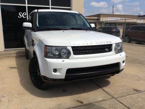 2011 Land Rover Range Rover Sport for sale at SC SALES INC in Houston TX