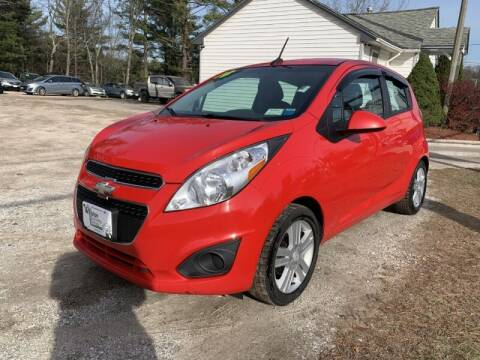 2014 Chevrolet Spark for sale at Williston Economy Motors in Williston VT