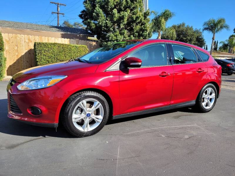 2013 Ford Focus for sale at Geiman Motors in Escondido CA