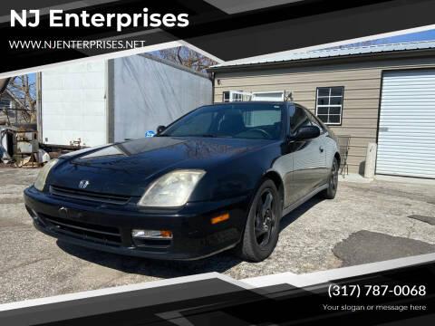1997 Honda Prelude for sale at NJ Enterprises in Indianapolis IN