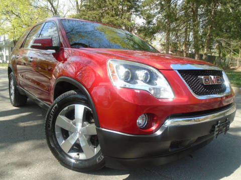 2012 GMC Acadia for sale at Sunshine Auto Sales in Kansas City MO