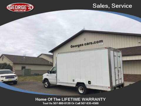 2012 Ford E-Series Chassis for sale at GEORGE'S CARS.COM INC in Waseca MN