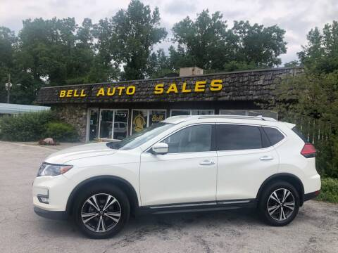 2017 Nissan Rogue for sale at BELL AUTO & TRUCK SALES in Fort Wayne IN