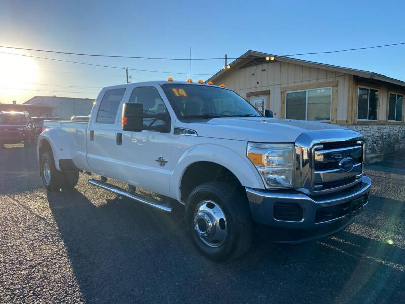 2014 Ford F-350 Super Duty for sale at The Trading Post in San Marcos TX