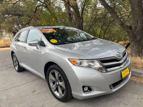 2014 Toyota Venza for sale at Car Deal Auto Sales in Sacramento CA