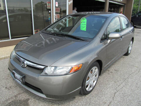 2007 Honda Civic for sale at Arko Auto Sales in Eastlake OH