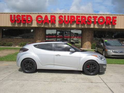 2012 Hyundai Veloster for sale at Checkered Flag Auto Sales NORTH in Lakeland FL