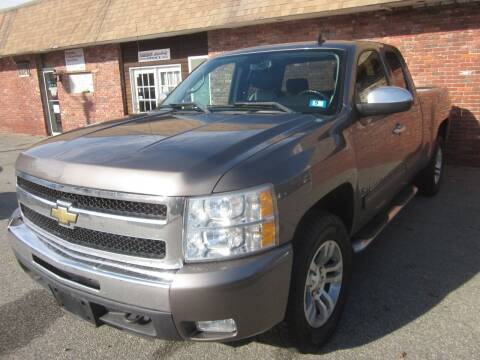 2011 Chevrolet Silverado 1500 for sale at Tewksbury Used Cars in Tewksbury MA