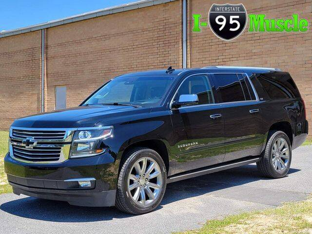 2016 Chevrolet Suburban for sale at I-95 Muscle in Hope Mills NC