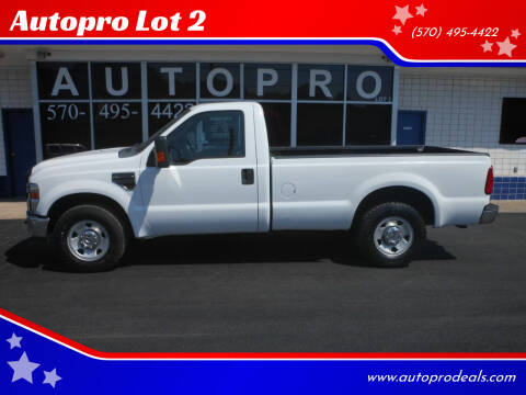 2008 Ford F-250 Super Duty for sale at Autopro Lot 2 in Sunbury PA