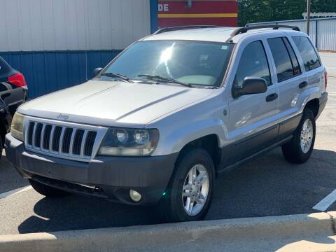 2004 Jeep Grand Cherokee for sale at Big Daddy's Auto in Winston-Salem NC