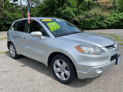 2008 Acura RDX for sale at Fields Corner Auto Sales in Dorchester MA