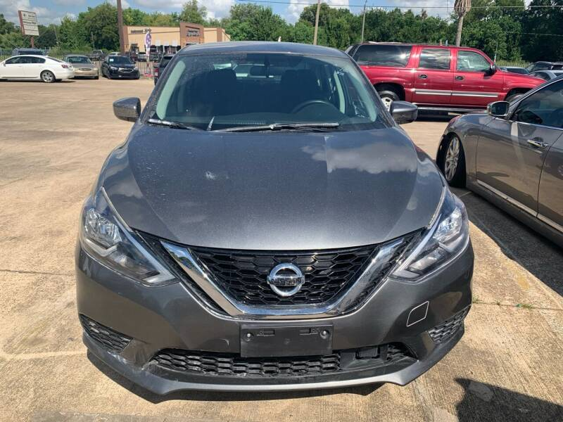 2019 Nissan Sentra for sale at 1st Stop Auto in Houston TX
