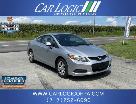 2012 Honda Civic for sale at Car Logic in Wrightsville PA