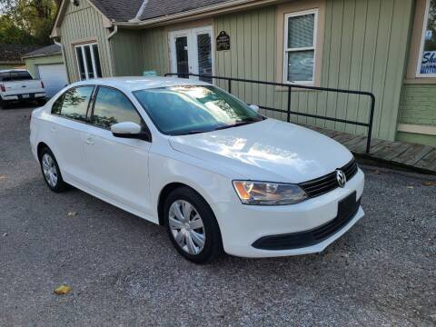 2011 Volkswagen Jetta for sale at Sharpin Motor Sales in Columbus OH