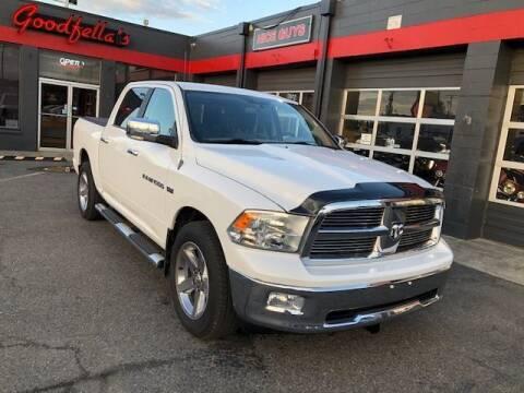2011 RAM Ram Pickup 1500 for sale at Goodfella's  Motor Company in Tacoma WA