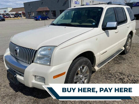 2007 Mercury Mountaineer for sale at Family Auto in Barberton OH