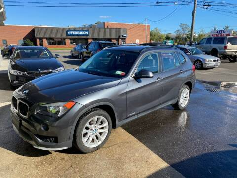 2015 BMW X1 for sale at QUALITY AUTO SALES OF NEW YORK in Medford NY