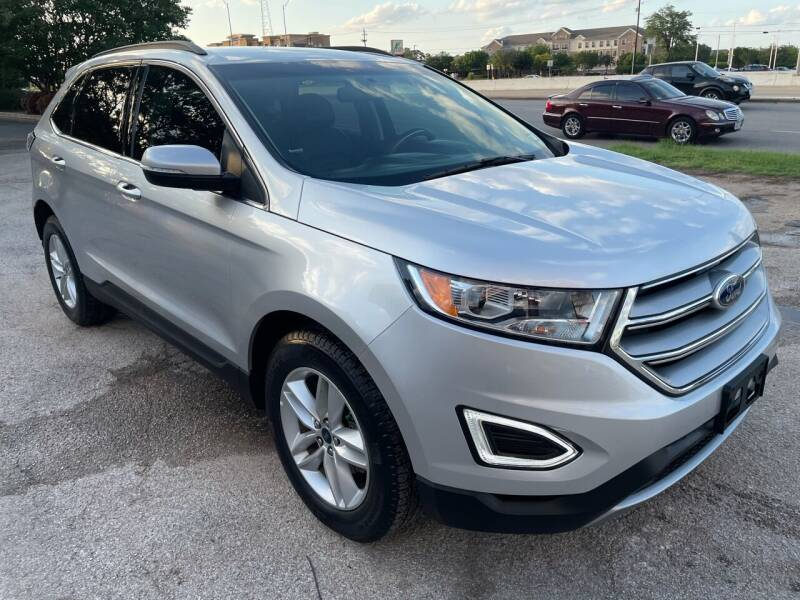 2018 Ford Edge for sale at Austin Direct Auto Sales in Austin TX
