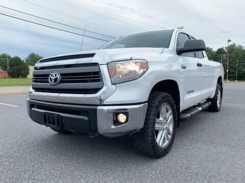 2014 Toyota Tundra for sale at American Auto Mall in Fredericksburg VA