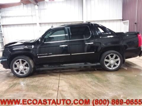 2008 Cadillac Escalade EXT for sale at East Coast Auto Source Inc. in Bedford VA