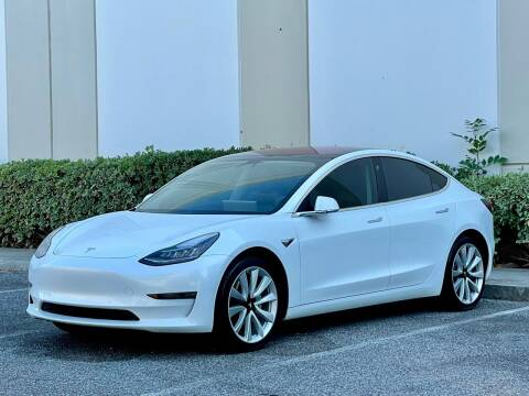 2018 Tesla Model 3 for sale at Carfornia in San Jose CA
