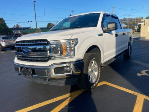 2020 Ford F-150 for sale at RABIDEAU'S AUTO MART in Green Bay WI