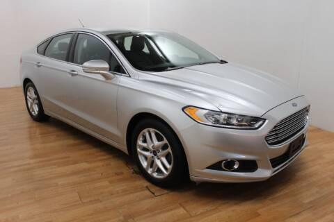 2013 Ford Fusion for sale at Elite Auto Sales of MI, INC in Grand Rapids MI