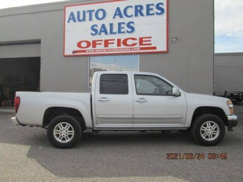 2012 GMC Canyon for sale at Auto Acres in Billings MT
