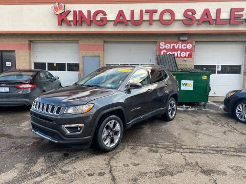 2020 Jeep Compass for sale at KING AUTO SALES  II in Detroit MI