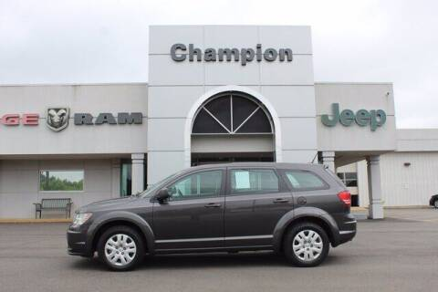 2015 Dodge Journey for sale at Champion Chevrolet in Athens AL