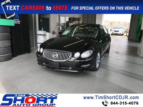 2008 Buick LaCrosse for sale at Tim Short Chrysler in Morehead KY