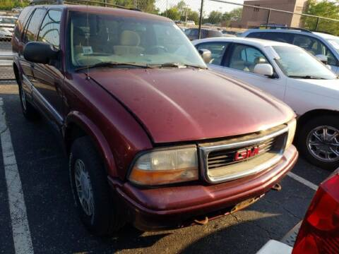 2001 GMC Jimmy for sale at Glory Auto Sales LTD in Reynoldsburg OH