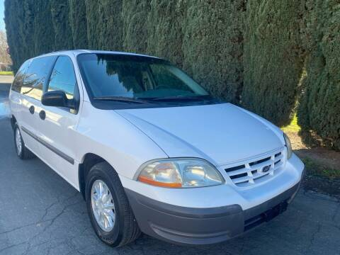 2000 Ford Windstar for sale at River City Auto Sales Inc in West Sacramento CA