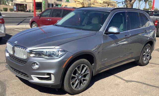 2015 BMW X5 for sale at ALMOST NEW AUTO RENTALS & SALES in Mesa AZ