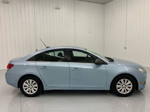 2011 Chevrolet Cruze for sale at Wildcat Used Cars in Somerset KY