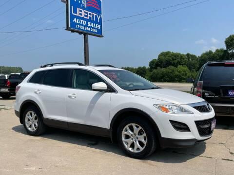 2012 Mazda CX-9 for sale at Liberty Auto Sales in Merrill IA
