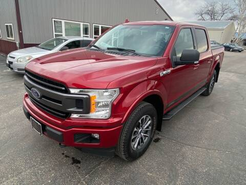 2018 Ford F-150 for sale at Hill Motors in Ortonville MN