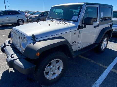 2007 Jeep Wrangler for sale at Wildcat Used Cars in Somerset KY