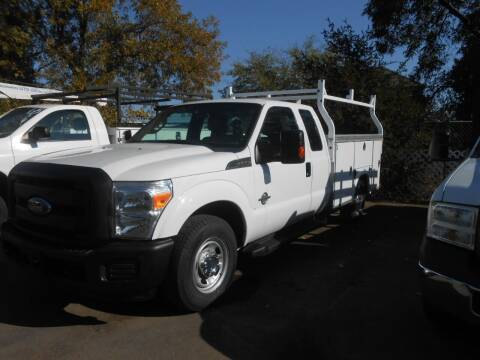 2014 Ford F-250 Super Duty for sale at Armstrong Truck Center in Oakdale CA
