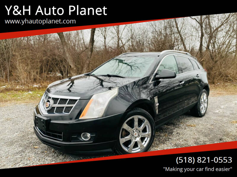 2011 Cadillac SRX for sale at Y&H Auto Planet in West Sand Lake NY