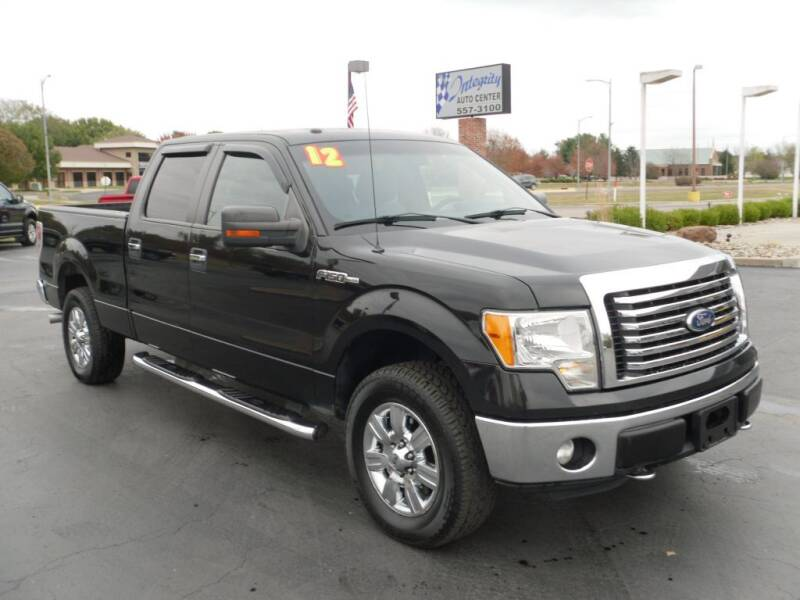 2012 Ford F-150 for sale at Integrity Auto Center in Paola KS