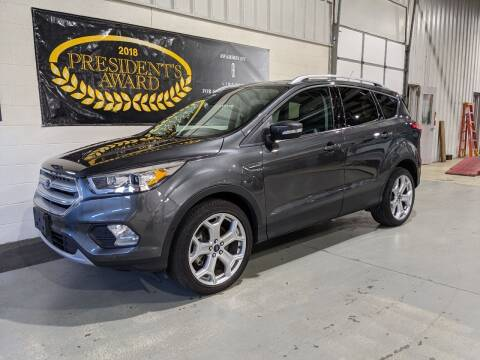 2019 Ford Escape for sale at LIDTKE MOTORS in Beaver Dam WI