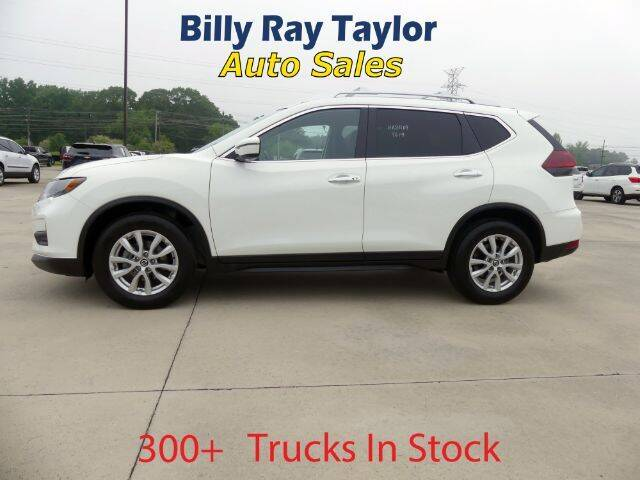 2019 Nissan Rogue for sale at Billy Ray Taylor Auto Sales in Cullman AL