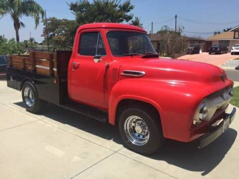 1954 Ford F-250 for sale at Haggle Me Classics in Hobart IN