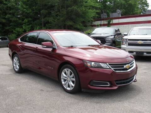 2017 Chevrolet Impala for sale at Discount Auto Sales in Pell City AL