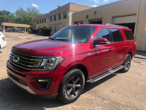 2018 Ford Expedition MAX for sale at Matt Jones Preowned Auto in Wheeling WV