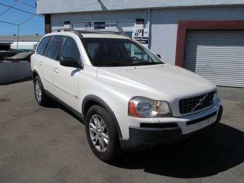 2006 Volvo XC90 for sale at Dealer Finance Auto Center LLC in Sacramento CA